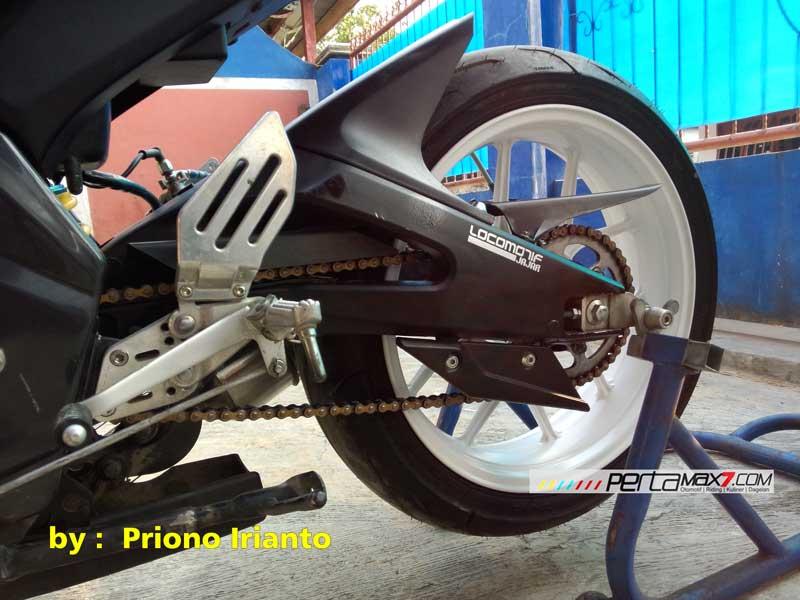 Modifikasi Yamaha Old Vixion DiRubah Menjadi YZF R15